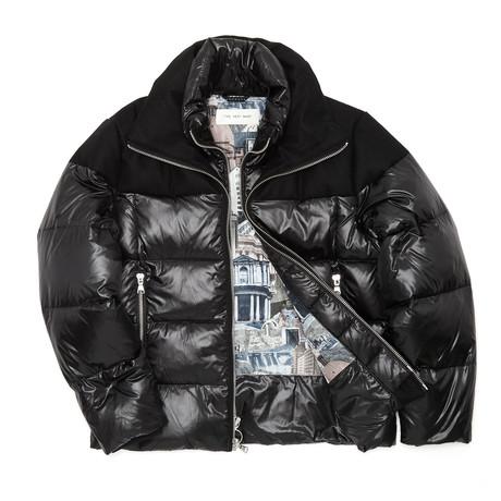 Puffer Jacket // Black (XS)