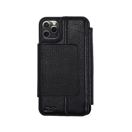 V5 Wallet Case // Black (iPhone 7/8/SE)