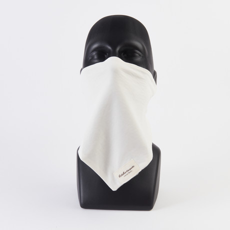 Maskdanna // Satin Ivory (XS)