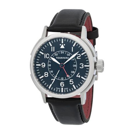 Tourneau TNY Aviator GMT Automatic // TNY0100025