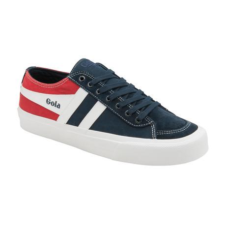 Quota II RWB Shoes // Navy + Red + White (US: 7)