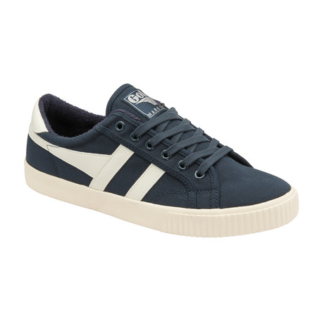 Tennis Mark Cox Shoes // Navy + Off White (US: 7)