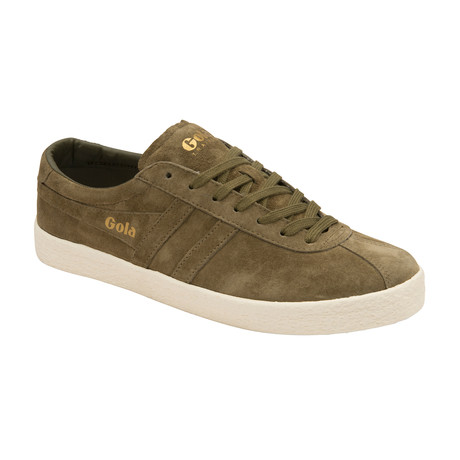 Trainer Shoes // Khaki + Off White (US: 7)
