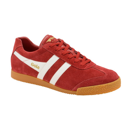 Harrier Shoes // Deep + Red + White (US: 7)