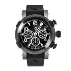 Romain Jerome Arraw Marine Chronograph Automatic // 1M45C.CCCR.1517.RB // Store Display