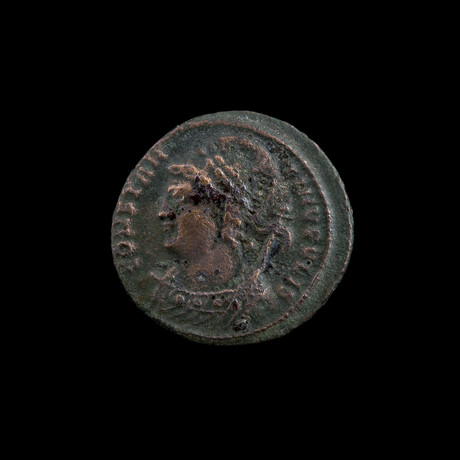Authentic Roman Coin // Emperor Constantine the Great (306-337 CE) // V3