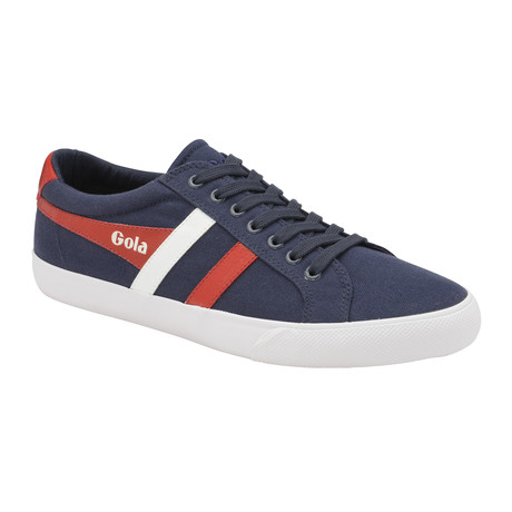 Varsity Shoes // Navy + Red + White (US: 7)