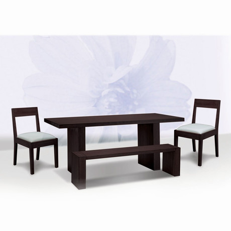 Hazel Upholstered Dining Chair // Set of 2
