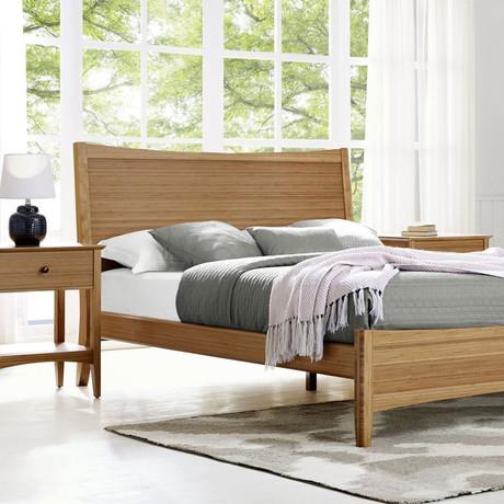 Willow Platform Bed (Queen)