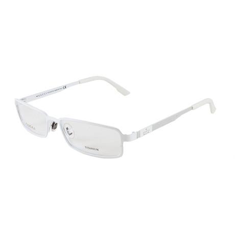 Unisex GG1885 Optical Frames // White
