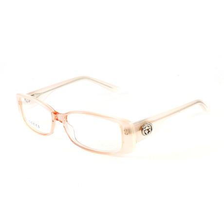 Women's GG3050 Optical Frames // Rose (Size 50-14-135)