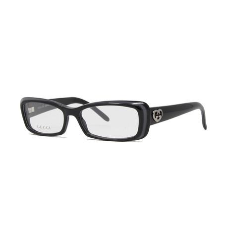 Women's GG3516 Optical Frames // Dark Gray + Light Gray