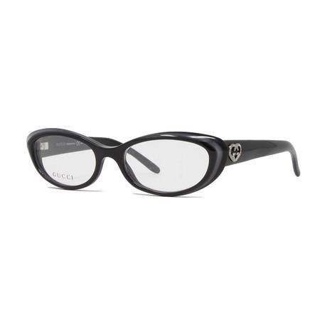 Women's GG3515 Optical Frames // Dark Gray