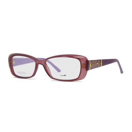 Women's GG3541 Optical Frames // Purple + Lilac