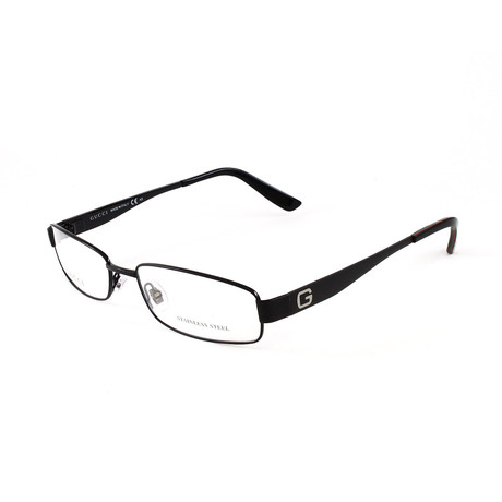 Unisex GG1939 Optical Frames // Matte Black