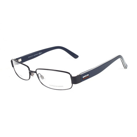 Unisex GG1930 Optical Frames // Blue + Cream (Size 54-16-145)