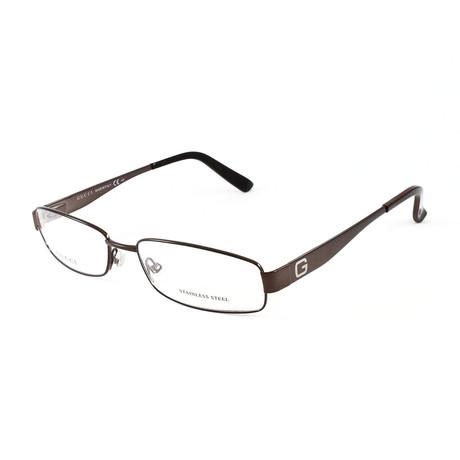 Unisex GG1939 Optical Frames // Brown