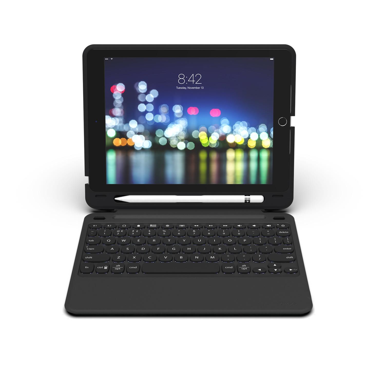 ZAGG // Slim Book Go // Apple iPad 9.7 - Zagg - Touch of..