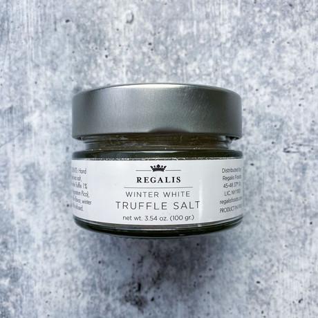 Truffle Salt // 3.5 oz (Black Summer Truffle)