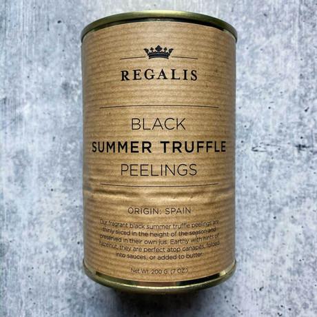 Summer Black Truffle Peelings // 350g