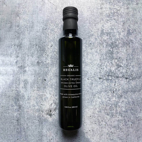 Organic Arbequina Oil // 250 ml (White Truffle)