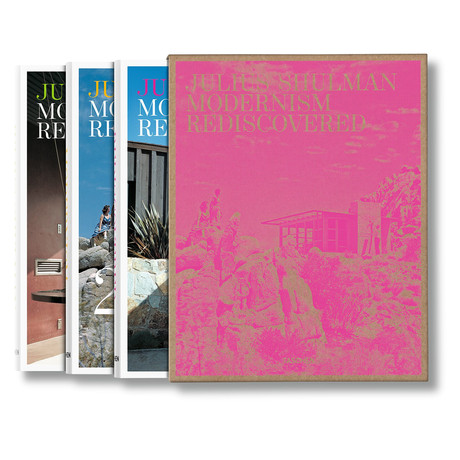 Julius Shulman // Modernism Rediscovered // Set of 3