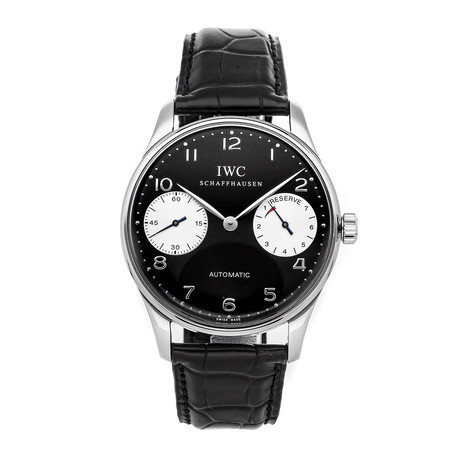 IWC Portugieser Automatic // IW5000-01 // Pre-Owned