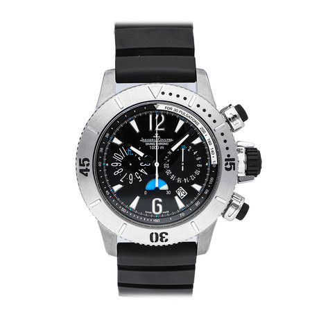Jaeger-LeCoultre Master Compressor Diving Chronograph Automatic // 186T670 // Pre-Owned
