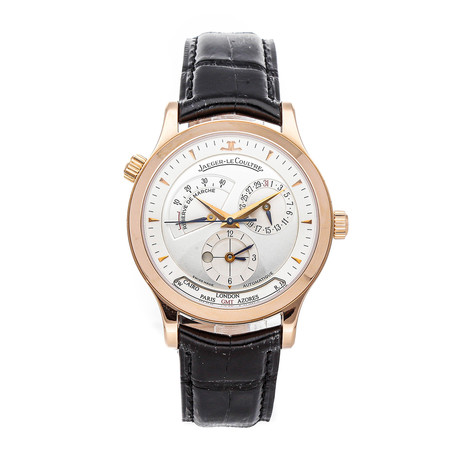 Jaeger-LeCoultre Master Geographic Automatic // 1422420 // Pre-Owned
