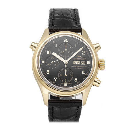 IWC Pilot Spitfire Doppelchronograph Automatic // IW3711 // Pre-Owned