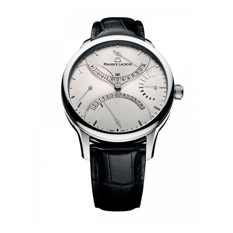 Maurice Lacroix Masterpiece Automatic // MP6518-SS001-130-1 // New