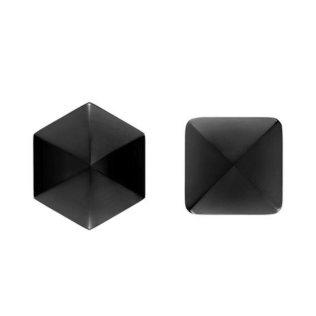 Flipnetik Quad + Hex (Black)