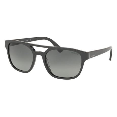 Women's PR23VS-516717 Sunglasses // Gray + Gray Gradient