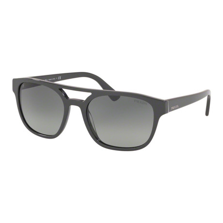 Women's PR23VSF-516717 Sunglasses // Gray + Gray Gradient