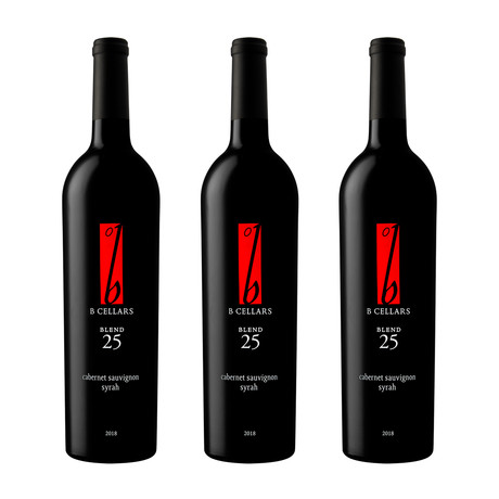 Triple Reds (Red Blend 24 // Set of 3)