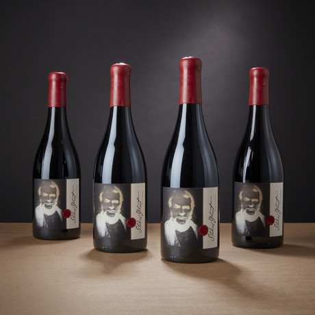 92 Point Stokes' Ghost Petite Sirah // Set of 4