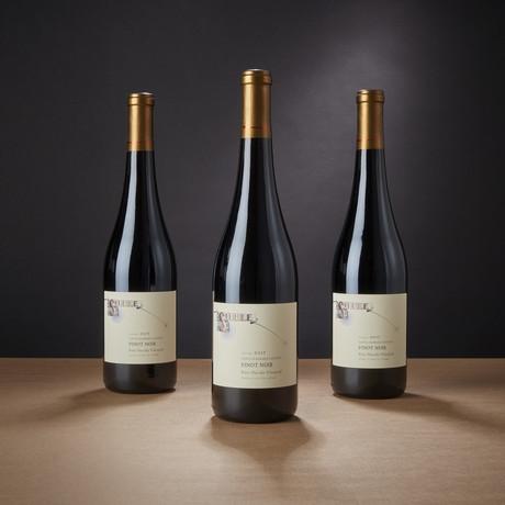 Steele Wines Bien Nacido Vineyard Pinot Noir // Set of 3