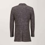 Nolan Wool Coat // Gray (Euro: 46)