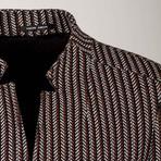 Dominic Wool Coat // Multicolor (Euro: 48)
