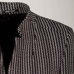 Dante Wool Coat // Black (Euro: 50)