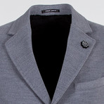 Joshua Wool Coat // Gray (Euro: 46)