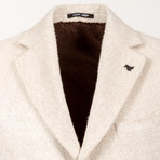 Ross Wool Coat // Beige (Euro: 50)
