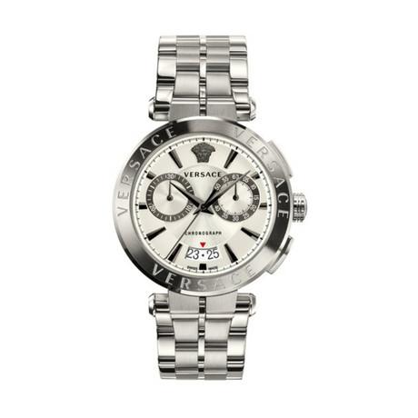 Versace Aion Chronograph Swiss Quartz // VE1D00319