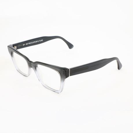 Unisex America Faded Optical Frames // Gray