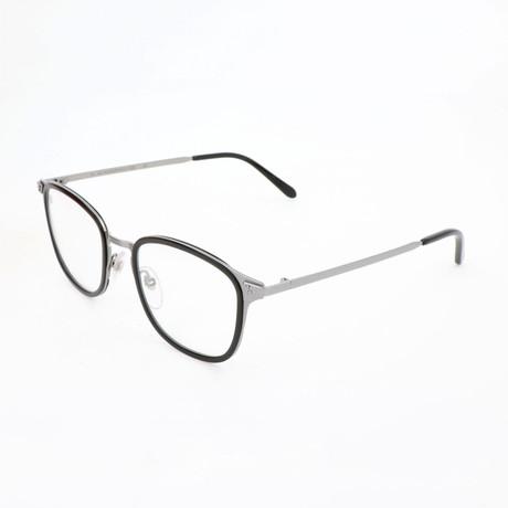 Men's N. 21 Fucile Optical Frames // Black