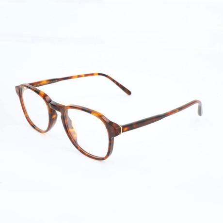 Men's N. 02 Nostra 7XF Optical Frames // Havana