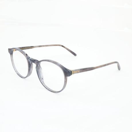 Unisex N. 01 Pietra 12D Optical Frames // Gray