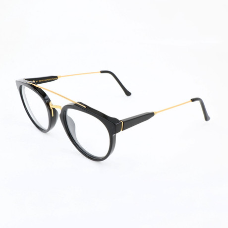 Unisex Giaguaro CGP Optical Frames // Black