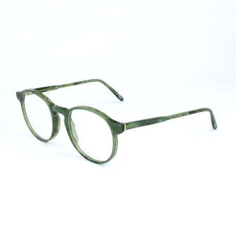 Unisex N. 01 Pietra ECE Optical Frames // Green