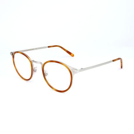 Men's N. 20 Argento XIB Optical Frames // Silver